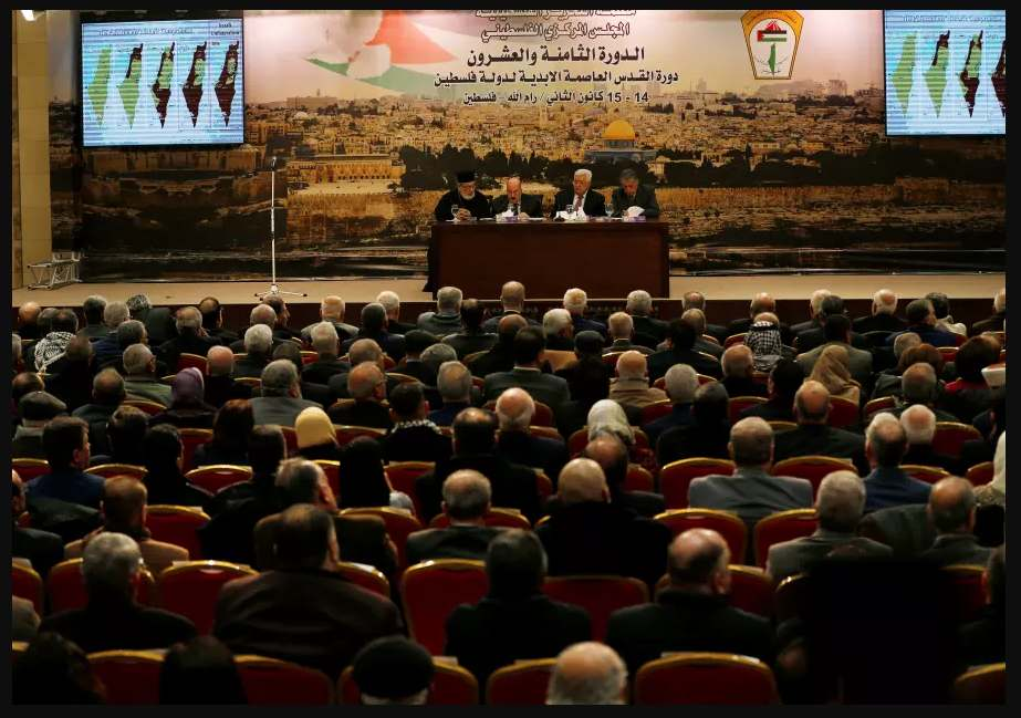 PLO Central Council: Palestine to revoke Israel's recognition