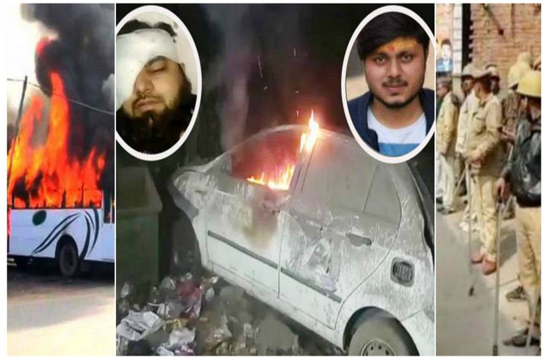 Police arrest man accused of killing youth in Kasganj communal clash