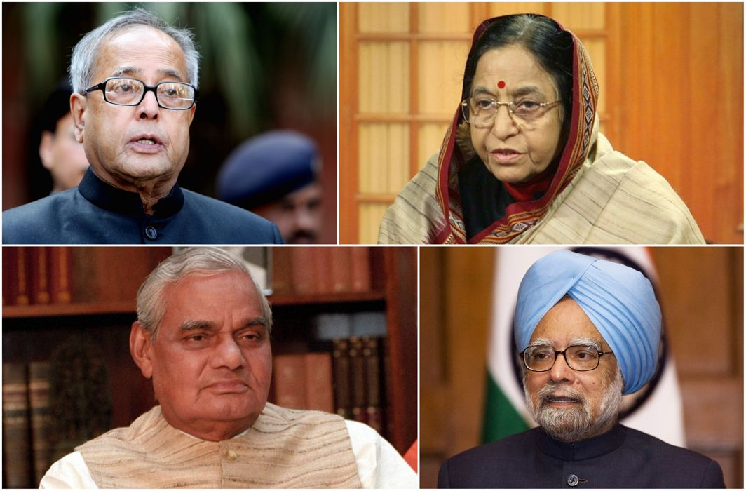 Former Presidents, PMs may lose Lutyens' Delhi government accommodation