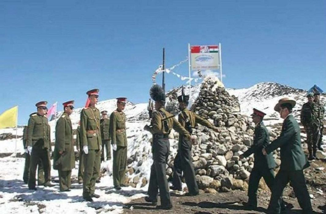 Indian forces prepared for long haul along Ladakh border