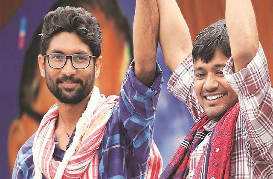 Mevani Targets PM Modi At Rally Held Without Delhi Police Permission