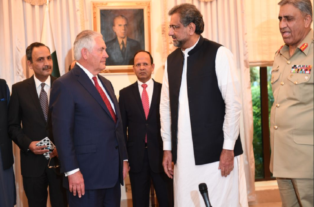 US to Pak: contain Taliban and Haqqanis for security aid