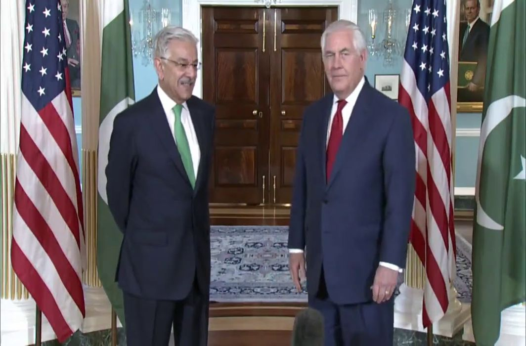 Pak foreign minister: We don't have any alliance with US