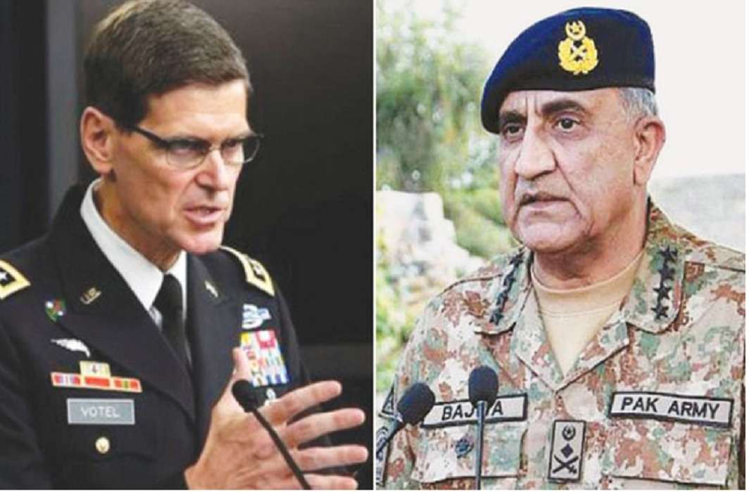 US assures Pakistan of no unilateral military action