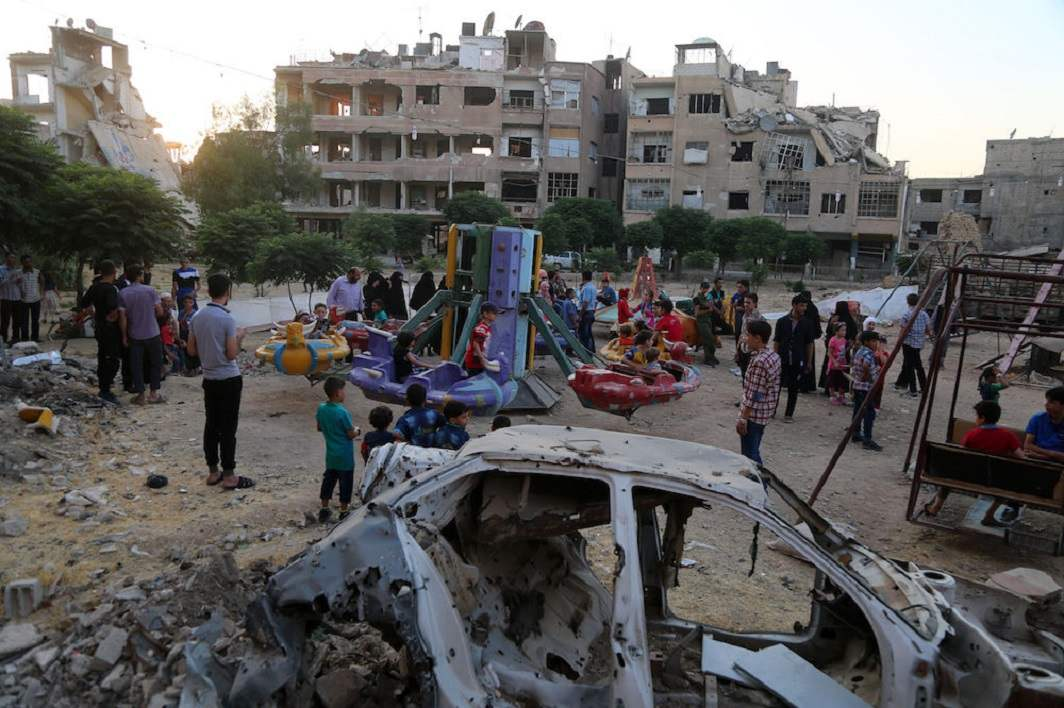 Syria: Killings continue in Damascus suburb, Idlib