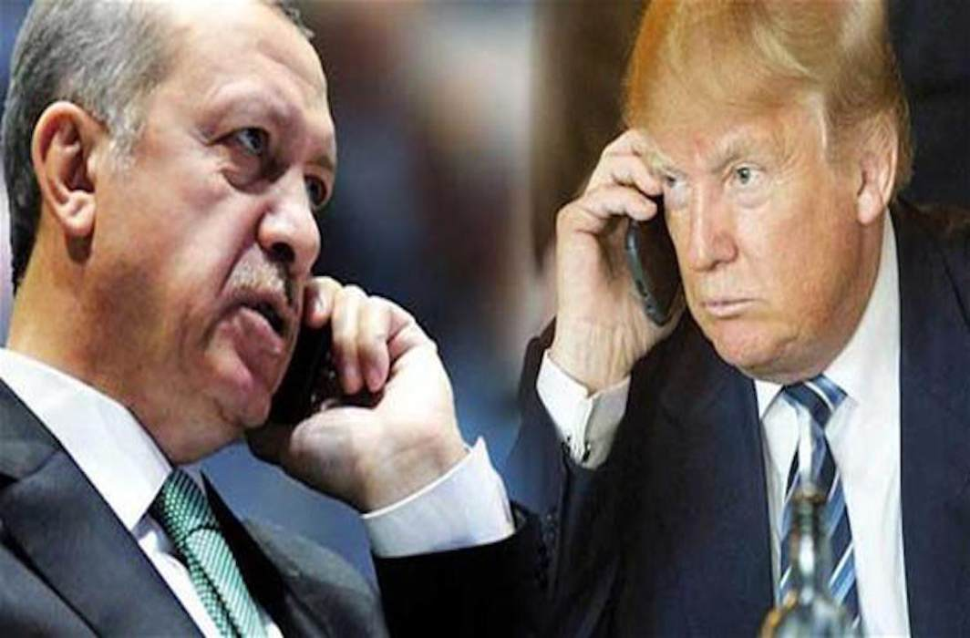 Trump faces another diplomatic rebuke from Turkey