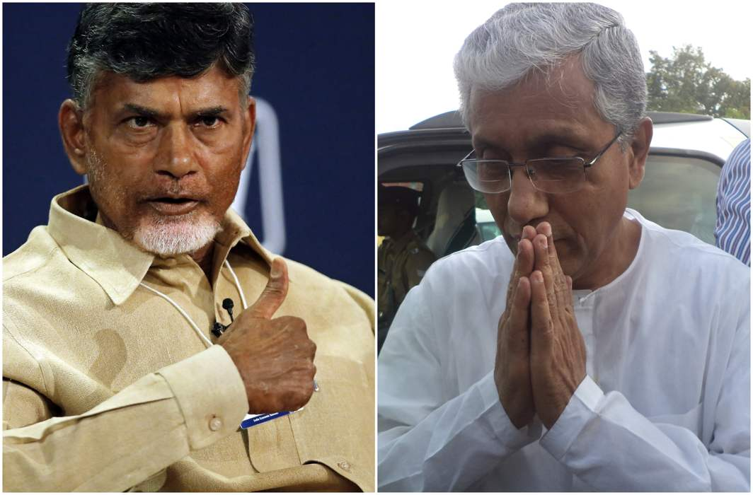 Analysis: AP's Chandrababu Naidu richest CM, Tripura's Manik Sarkar poorest