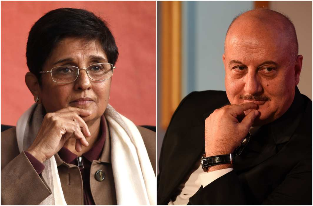 Kiran Bedi, Anupam Kher Twitter accounts hacked by pro-Pakistan cyber group