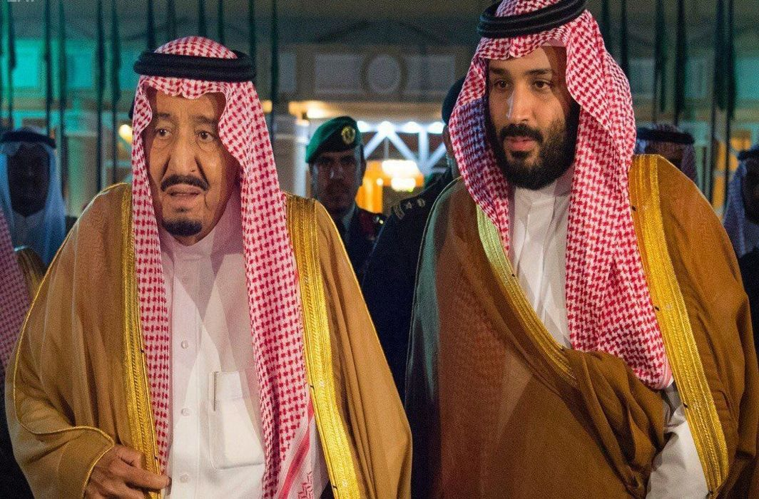 Saudi Arabia fires army chief, several ministers
