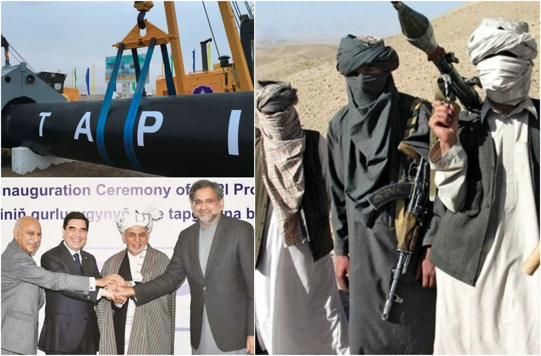 Taliban commits to safeguard $10 billion TAPI gas pipeline project