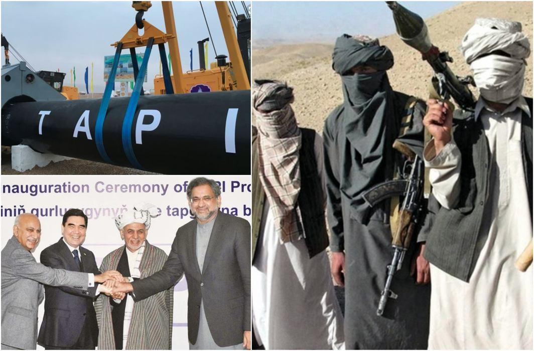 Taliban commits to safeguard $10 billion TAPI gas pipeline project