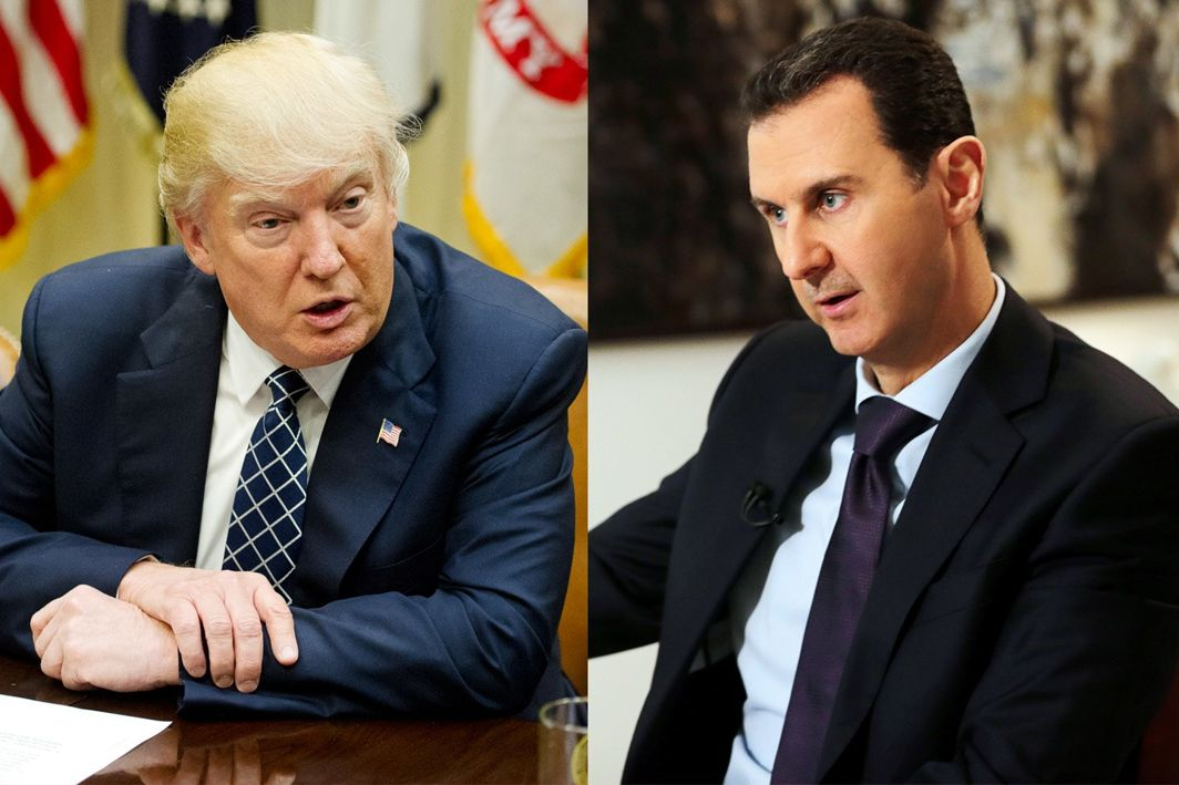 US: Donlad Trump prepared for military action against Syria