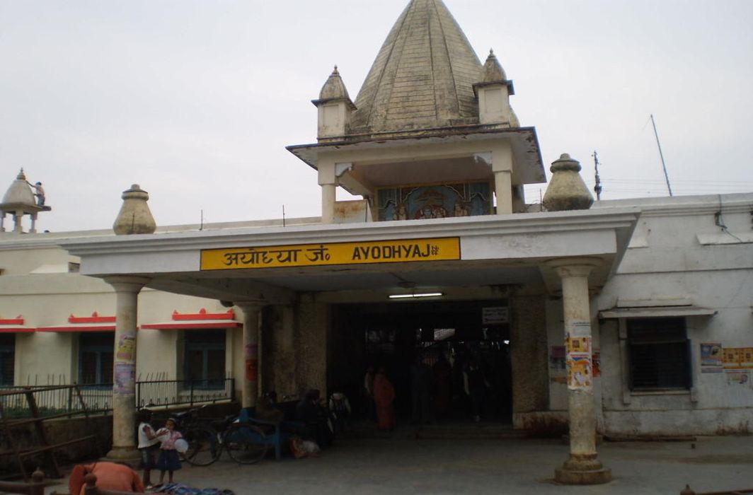 Railways to model Ayodhya Railway Station on VHP's Ram Mandir design