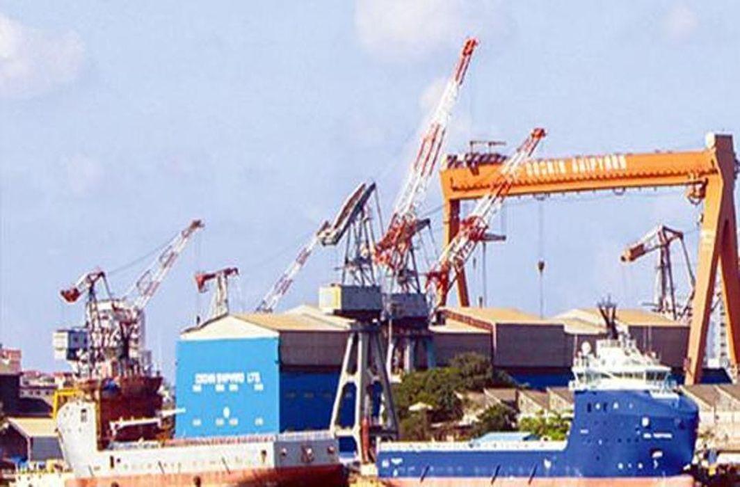 Blast at ONGC vessel at Kochi shipyard kills 5, injures 10