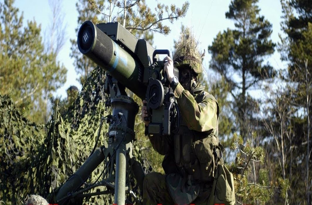 An Israel soldiers prepares to launch a Spike anti-tank guided missile during a training exercise. (Rafael Advanced Defense Systems)