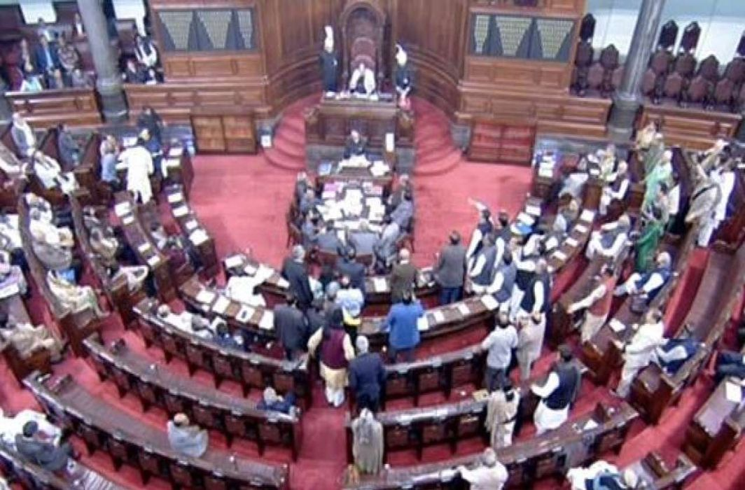 Opposition boycotts Rajya Sabha, allege their voice is being muzzled