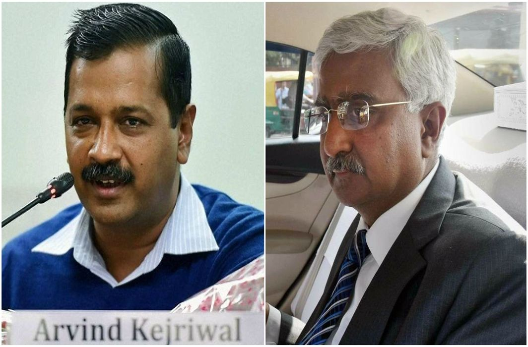 Two AAP MLAs arrested in Delhi Chief Secretary assault case