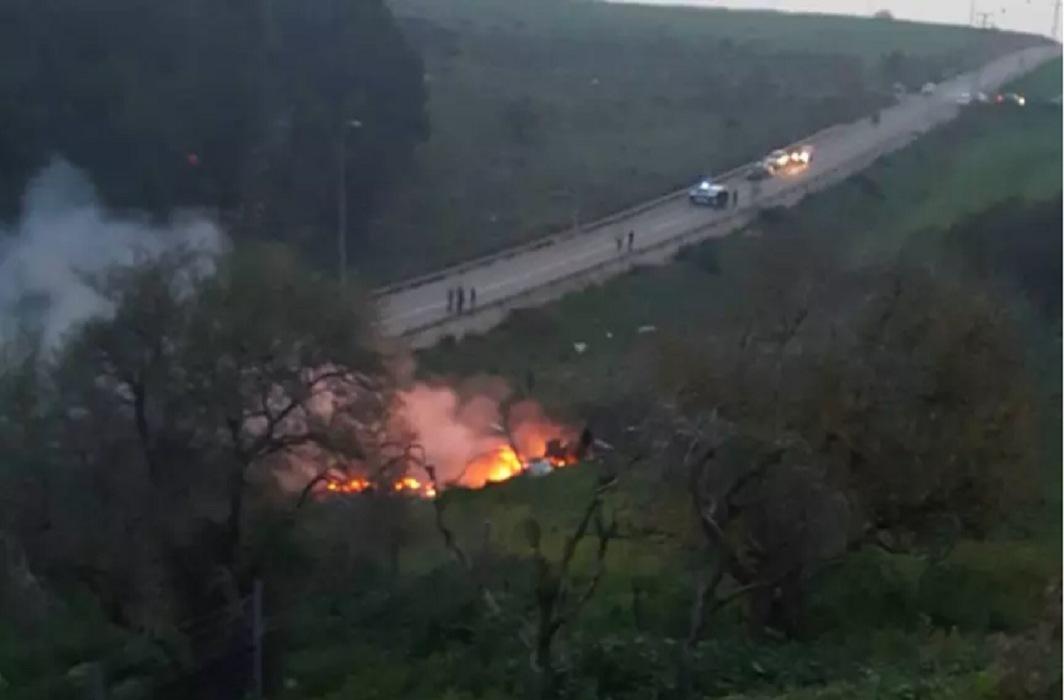 Israeli F-16 shot down by Syrians, Tel Aviv hit Iranian drone