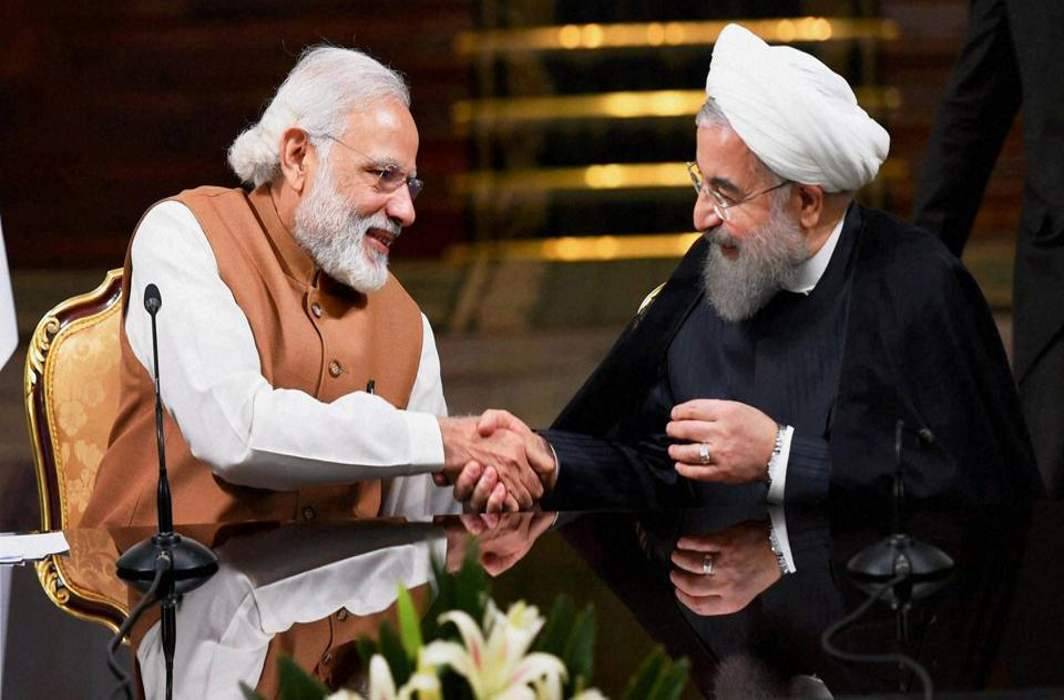 Iranian President Hassan Rouhani to visit India