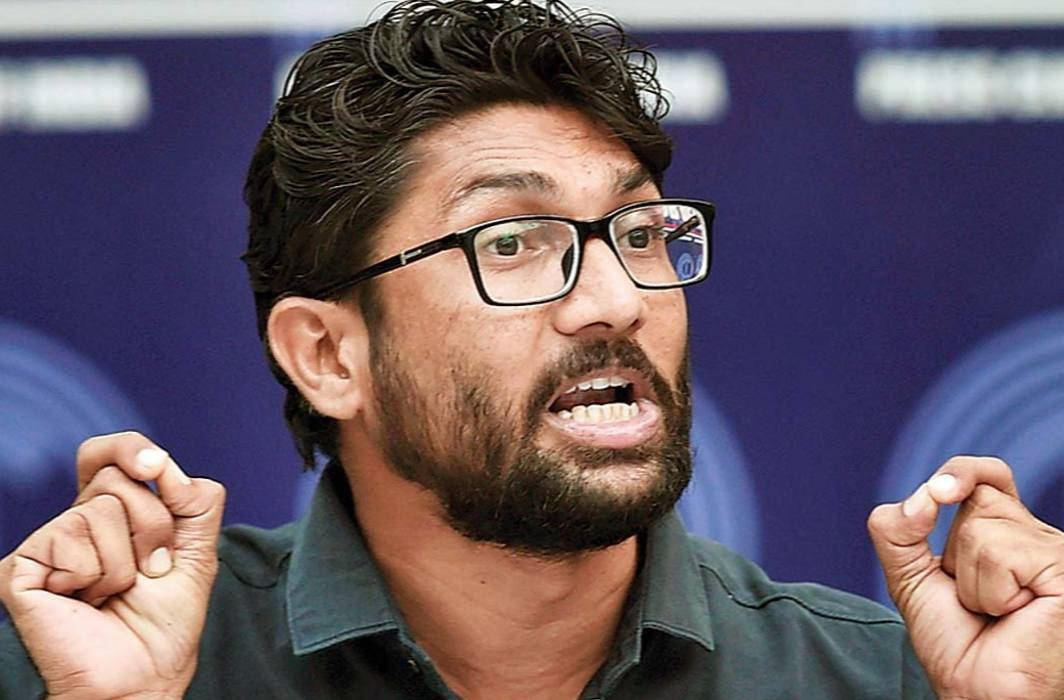 Jignesh Mevani detained following call for Ahmedabad bandh