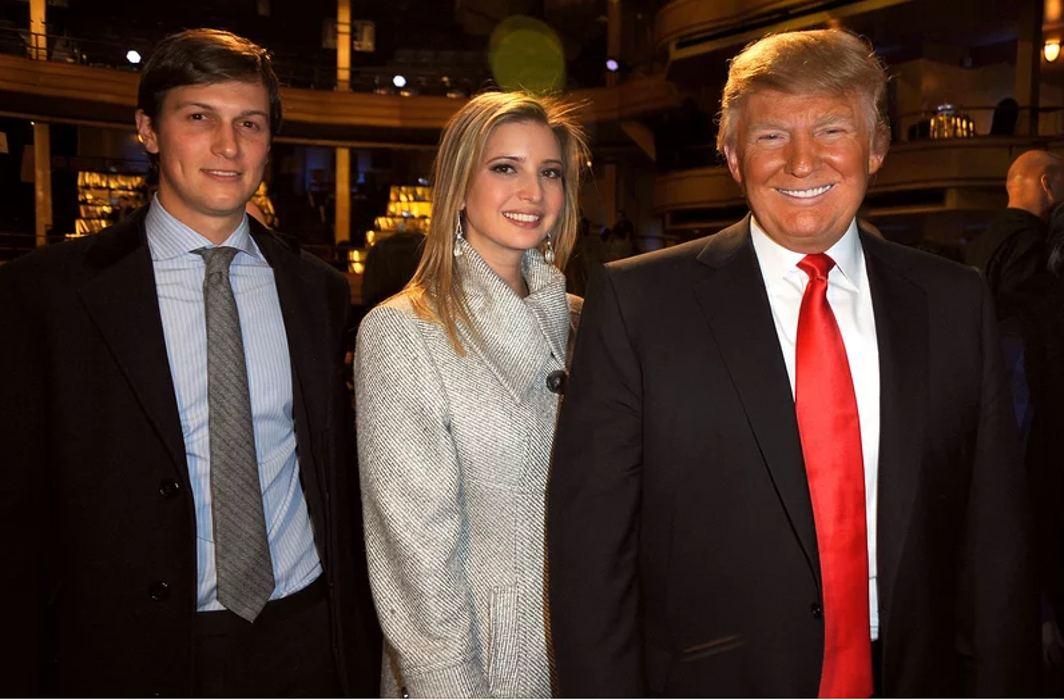 Trump under pressure to remove Advisor Jared Kushner, the son-in-law