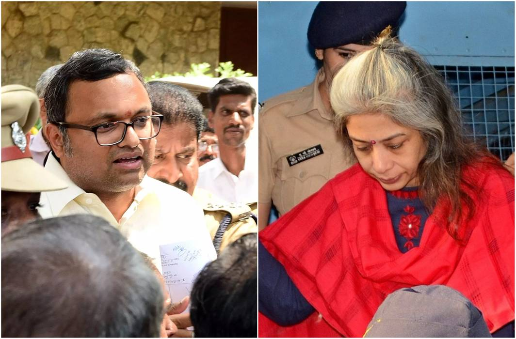 INX Media case: Karti Chidambaram to be confronted with Indrani Mukerjea