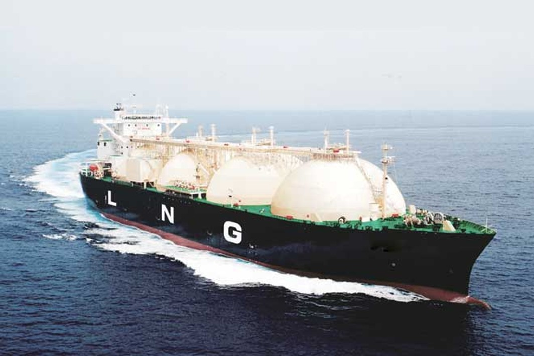 First US LNG shipment arrives at Dabhol