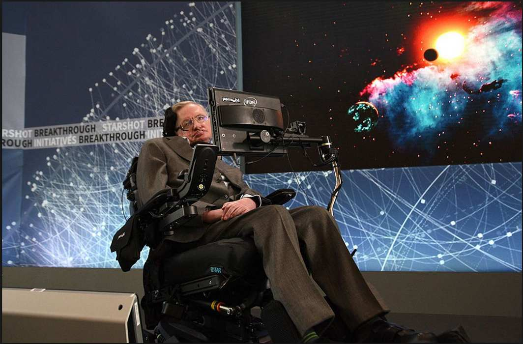 Death embraces Stephen Hawking, visionary scientist who never believed in afterlife