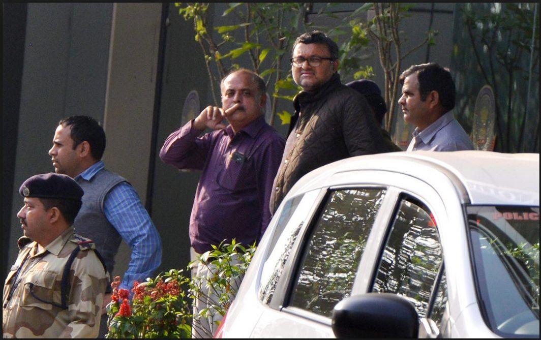 INX Media case: Karti sent to Tihar for 13-days, moves Delhi HC seeking bail