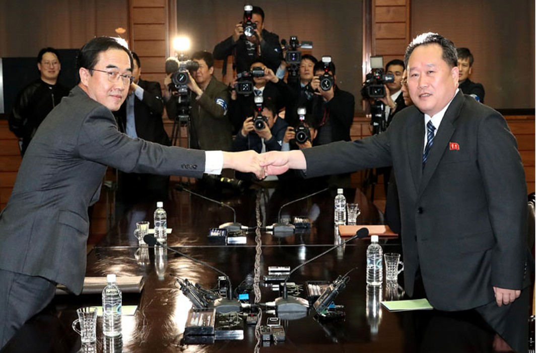 North and South Korean leaders to hold summit on April 27
