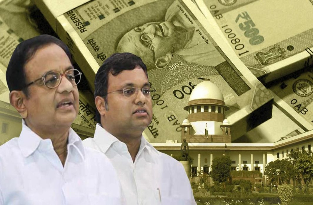 Anticipatory bail to Karti Chidambaram in Aircel-Maxis case