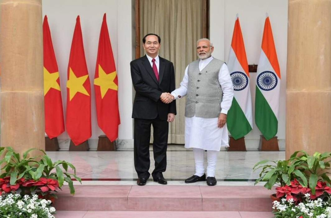 India, Vietnam strengthen defence, security ties