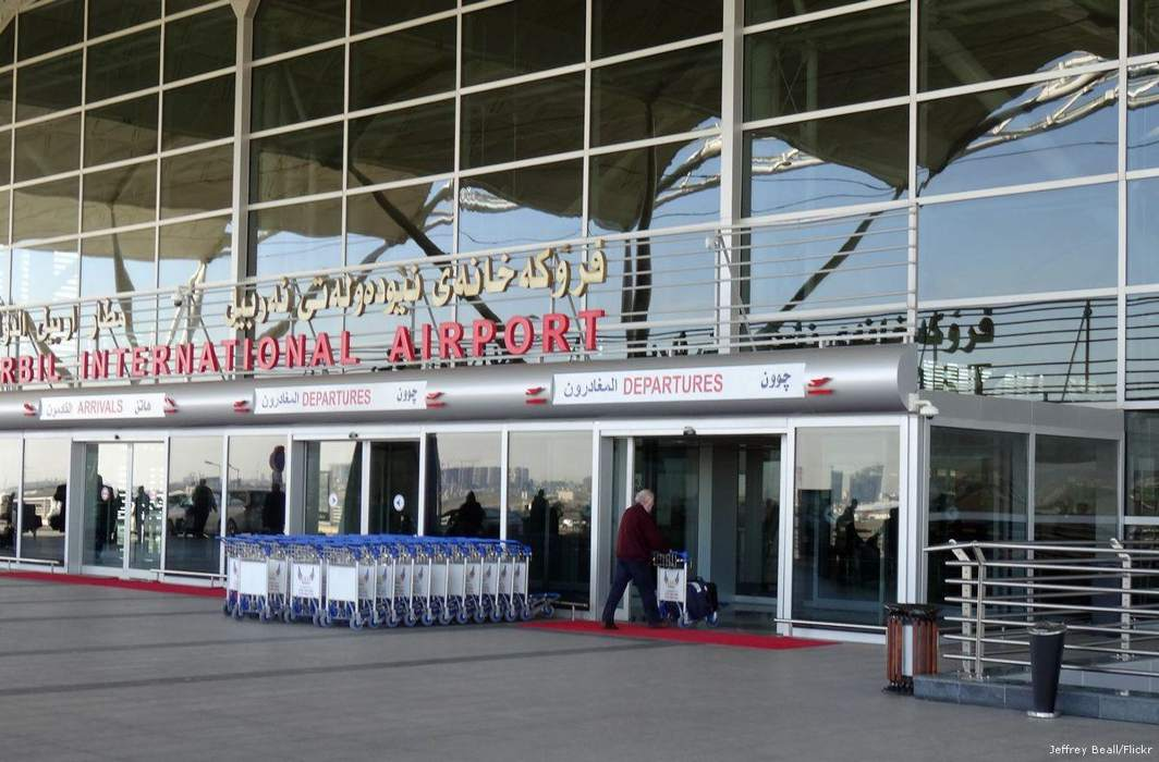 UN welcomes Iraq's reopening airports in Kurdistan