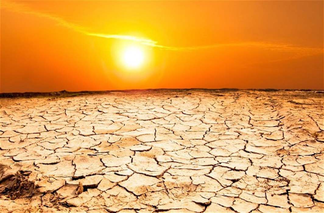 Prepare for a hot spring and a blistering summer: Global warming hits home