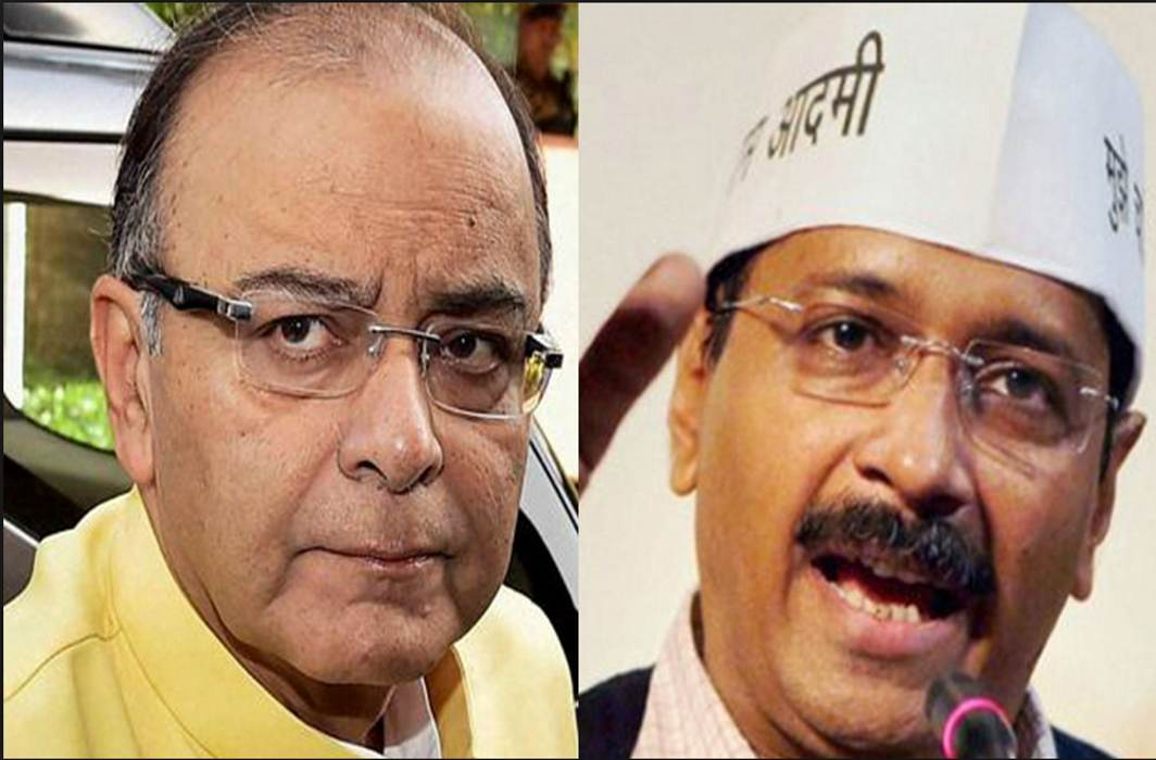 Delhi CM Kejriwal now apologises to Arun Jaitley, court moved for withdrawing defamation case