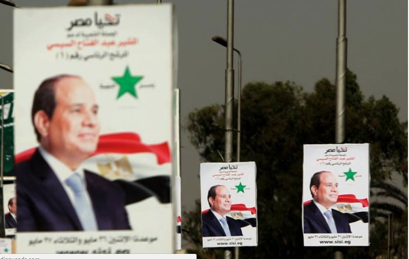 Egypt: President Sisi re-elected for another four years