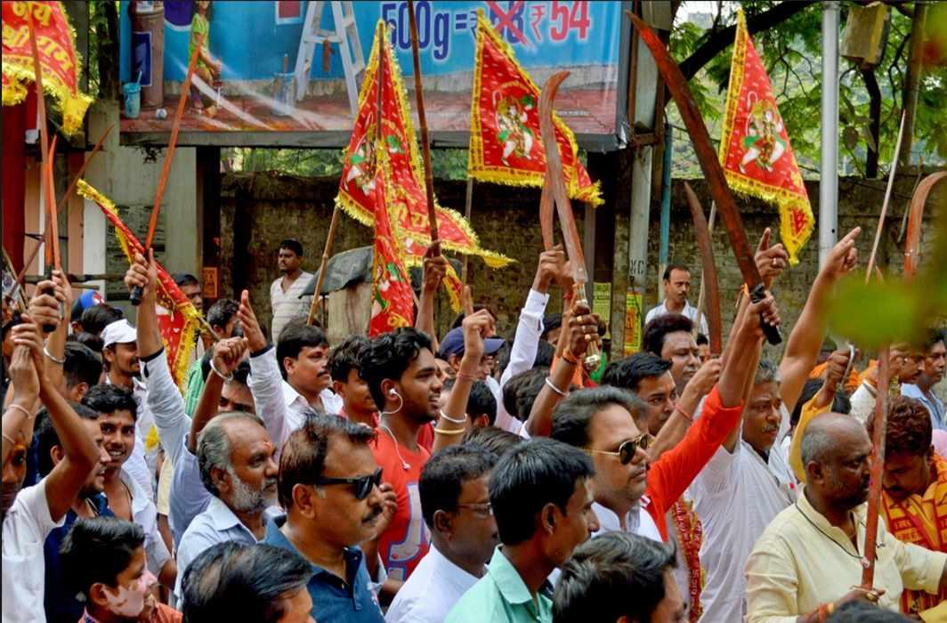 BJP accuses ally Nitish Kumar Govt of partiality towards minorities in riot cases