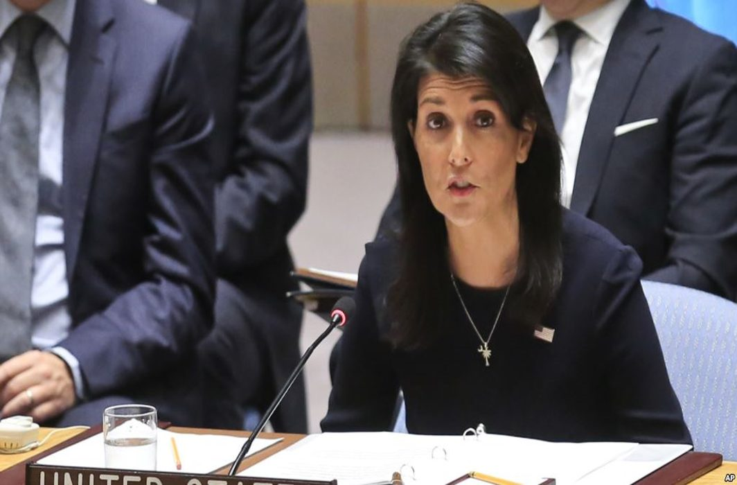 US-Russia tension escalates at UN, warplanes in Syria skies
