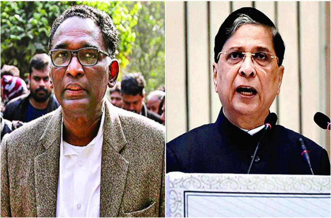 "Justice Chelameswar refuses to hear PIL on allocation of cases in SC, says ""reasons are too obvious"""