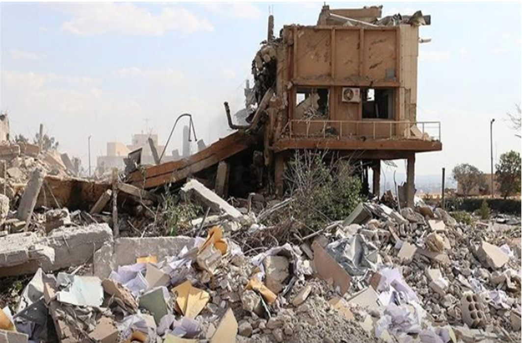 Syria: Chemical facility was producing anti-cancer drugs