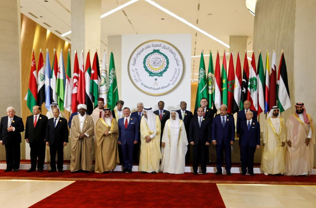 Arab League criticise Syria for chemical weapon use