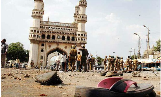 Mecca Masjid blasts: Acquittal due to lack of evidence indicates botched up investigation, nothing more