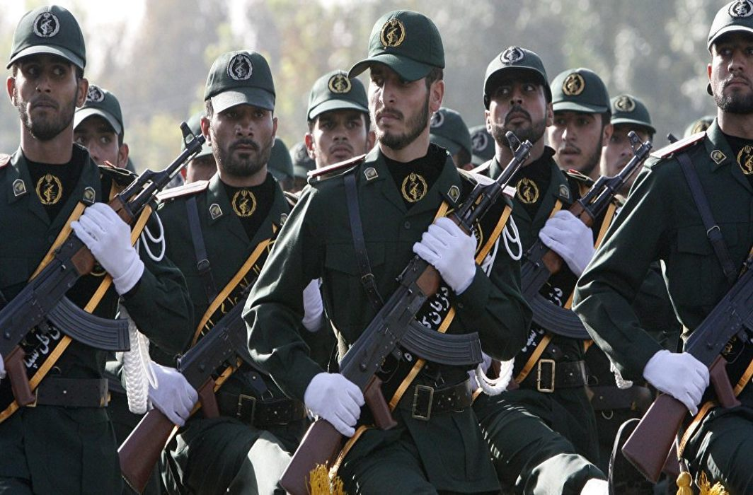 Iran kills three Pakistan origin terrorists on border