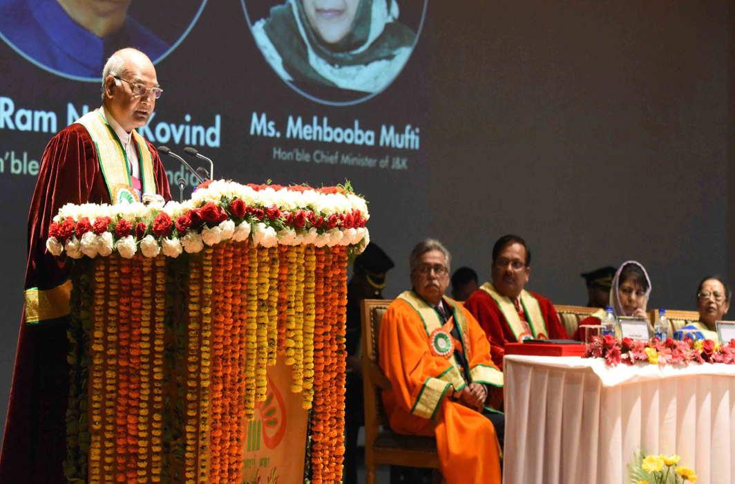 President calls Kathua gangrape-murder shameful, says our duty to ensure safety of women