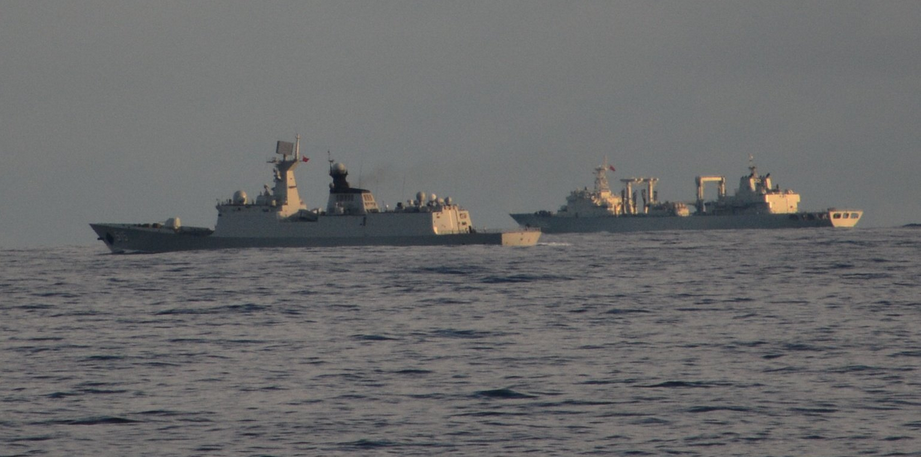 Indian Navy welcomes Chinese warships in Indian Ocean with cheeky tweets