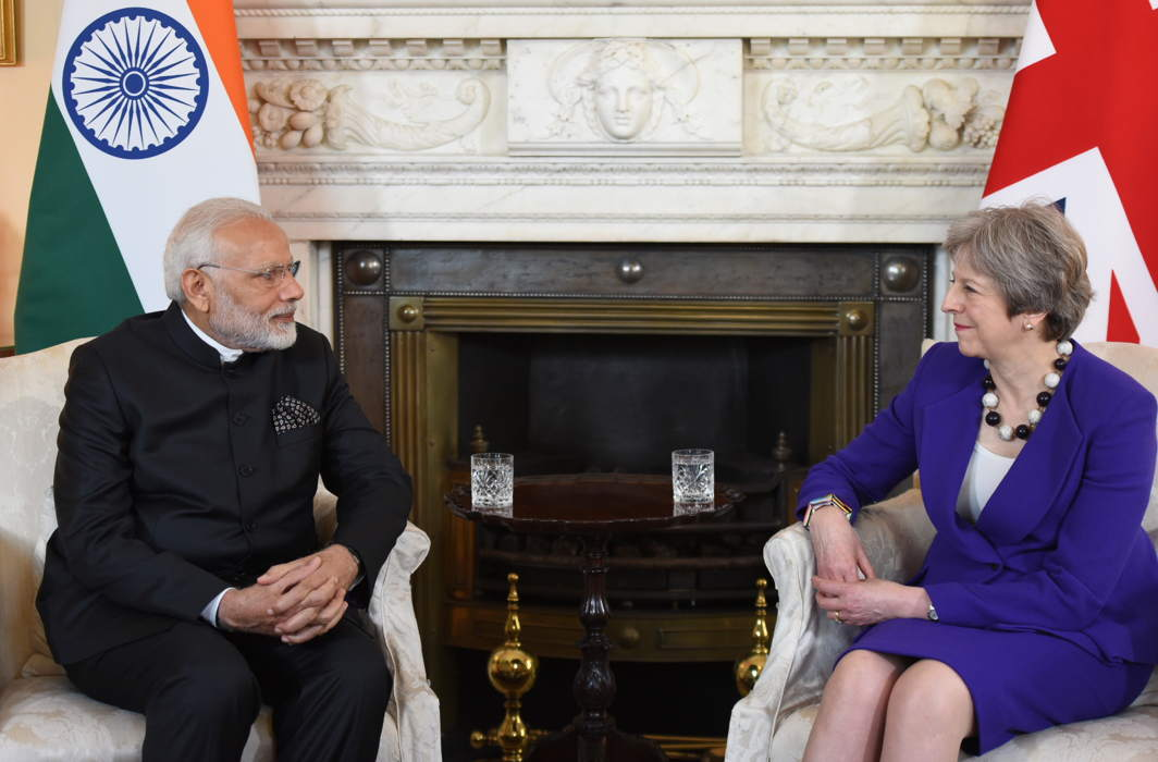 India, UK agree to enhance cooperation post Brexit