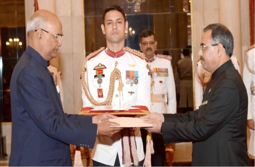 Pakistan High Commissioner visits Golden Temple, meets Punjab, Haryana CMs
