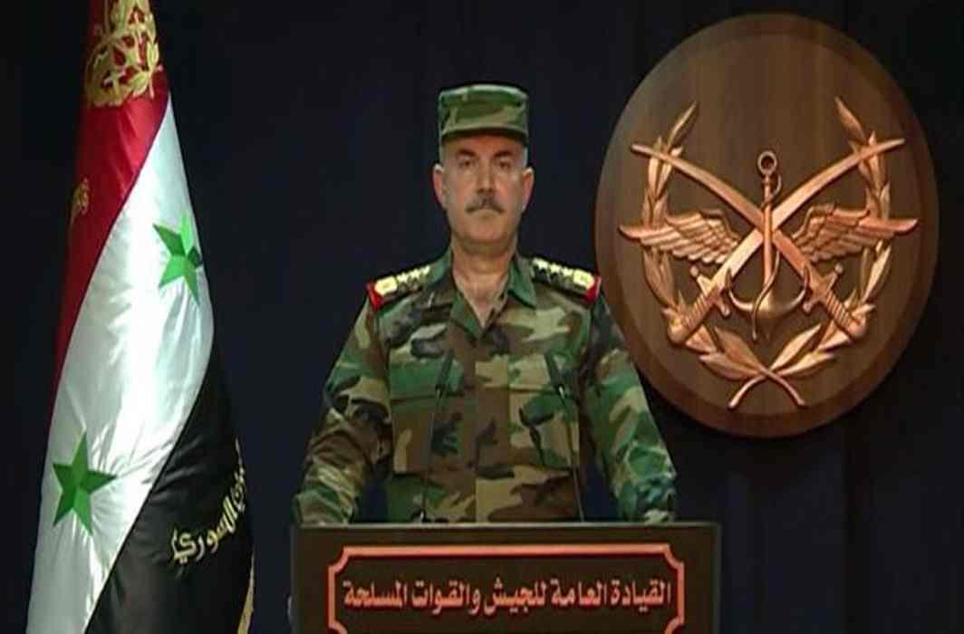 Syria declares victory against terror in Eastern Ghouta