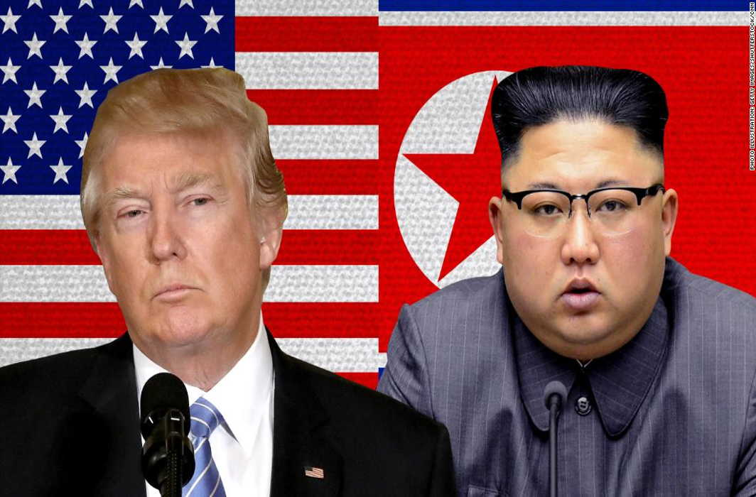 Trump: Time and Place for Summit with Kim Jong-un is fixed