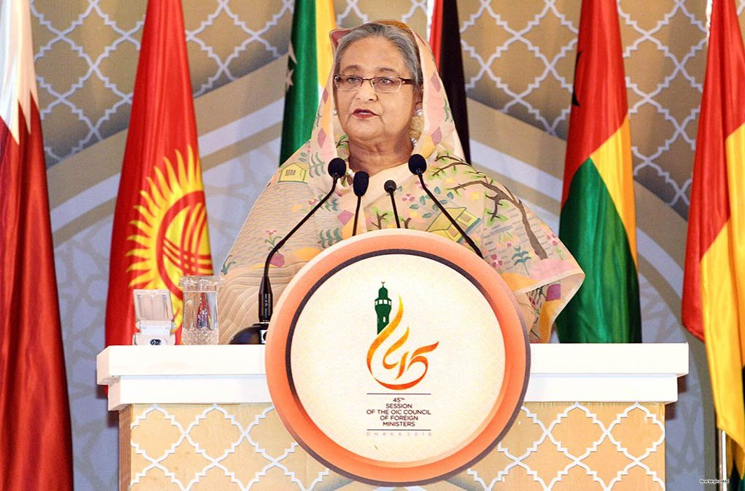 Bangladesh proposes India's observer status at OIC